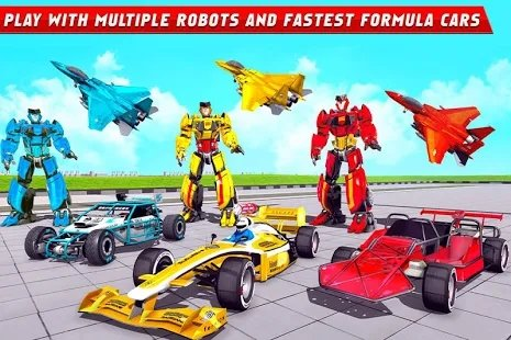 Formula机器人汽车 V1.6 安卓版