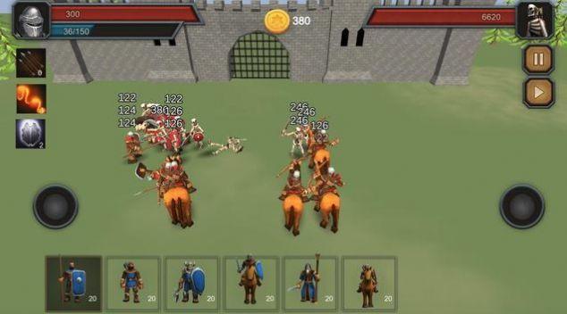 中世纪圣地战争 V1.34 安卓版