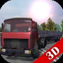 3D卡车司机驾驶