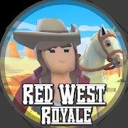 红色西部牛仔