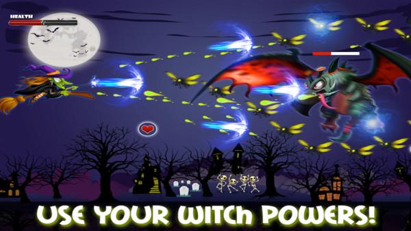 愤怒的女巫 V1.0 中文版