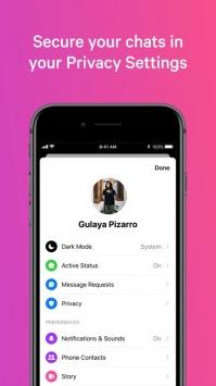 Messenger V1.0 安卓版