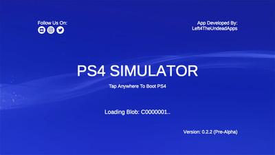 ps4模拟器 V2.3 安卓版