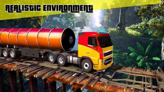 油罐车模拟驾驶2021 V3.1 安卓版
