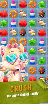 甜蜜糖果终极破碎机 V1.1.2 安卓版