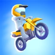 重力摩托车手