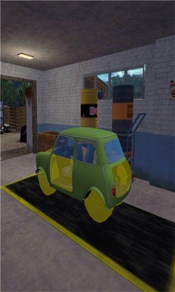 垃圾场生成模拟器